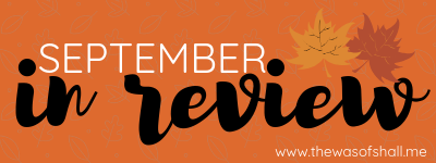 month in review - sept